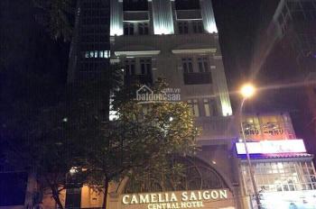 Bán gấp mặt tiền đường Hai Bà Trưng gần chợ Tân Định, diện tích 8x18m, khu vực xây cao, giá: 34 tỷ