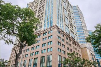 BQL Hoàng Thành Tower Mai Hắc Đế cho thuê MBKD dt 120m2 190m2 giá chỉ từ 556k/m2/th lô góc, Mt rộng