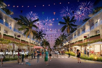 Sở hữu vĩnh viễn shophouse 2MT ngay Nam Phan Thiết nhận ngay quà tặng đến 400tr cam kết mua lại 12%