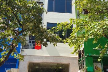 Cho thuê mặt phố Trung Kính, Cầu Giấy, HN. DT 120m2, XD 90m2 * 3,5 tầng, mặt tiền 5m, giá: 42 tr/th
