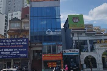 Cho thuê nhà mặt phố Nguyễn Trãi gần Royal 45m2 * 3 tầng, MT 14m, giá 55 tr/tháng