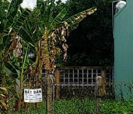 Bán đất mặt tiền đường Phùng Thanh Vân, TX Gò Công. Liên hệ: 0963519107