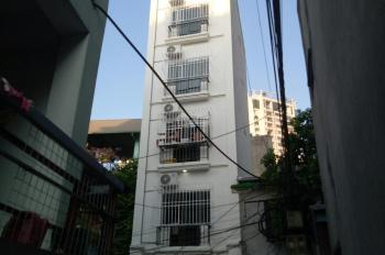 Bán chung cư mini Triều Khúc XD 45m2, 6 tầng lô góc, 11 phòng cho thuê, LH 0889354355