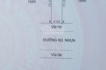 Bán đất KDC Phú Mỹ Hiệp. Đường trục chính N3, diện tích như sổ, hỗ trợ ngân hàng tối đa