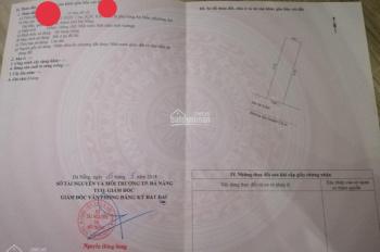 Bán 2 lô liền kề đường Morrison - Phạm Văn Đồng - Sơn Trà - Đà Nẵng