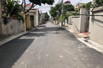 Bán 52m2 lô góc hai mặt đường tại Kiên Thành, Trâu Quỳ, Gia Lâm, Hà Nội giá đầu tư