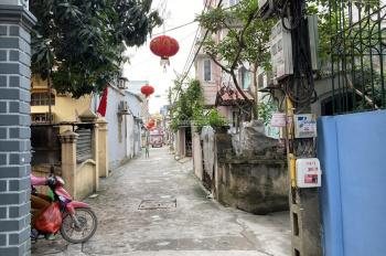 Bán đất Đa Tốn, Gia Lâm, Hà Nội DT 66m2 ngõ ô tô, hướng Tây cách chợ Bún 200m giá bán chỉ 22tr/m2