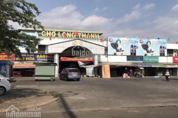 Bán đất đối diện chợ Long Thành, thị trấn Long Thành, Đồng Nai, giá chỉ 790tr / 100m2