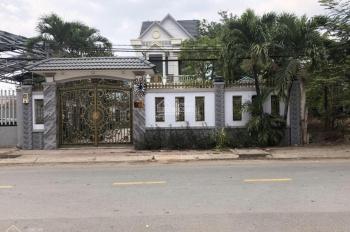 Biệt thự 514m2 mặt tiền Bà Điểm 4 gần trường học Bùi Văn Ngữ, chợ Bà Điểm