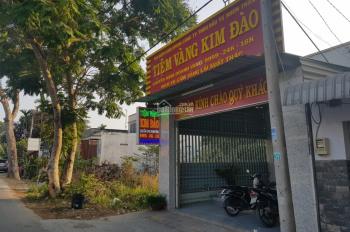 Mặt tiền tiệm vàng chợ Phạm Văn Cội