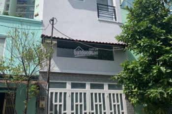 Nhà 2 lầu hẻm 7m Khuông Việt 4.1x13.25m nở hậu 4,2m