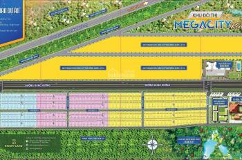 Với 230 triệu - Sở hữu 170m2 đất khu đô thị Mega City Kontum - Phòng QLDA 0905 956 613