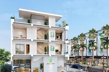Shophouse Premium tại dự án Meyhomes Capital Phú Quốc