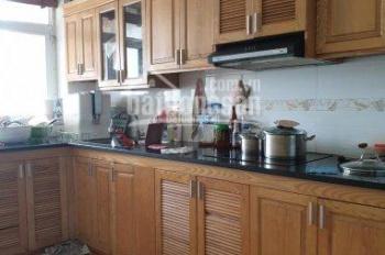 Cho thuê căn hộ chung cư, K35 Tân Mai, 3PN nội thất cơ bản giá 10tr/th, LH xem nhà - 0963.368.379