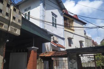 Bán nhà đất thôn Vàng, Cổ Bi diện tích 96m2 mặt tiền 9m