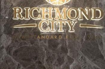 Cho thuê shop house Richmond City (124,94 m2) đường Nguyễn Xí, giá hợp lý, LH: 0934296601 Dũng
