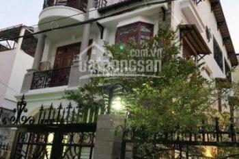 Bán gấp nhà kiểu biệt thự đường Ngô Thị Thu Minh, P2, Tân Bình CN: 86m2 4 lầu. Giá: 12.5 tỷ TL