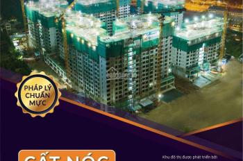 Bán căn Akari suất nội bộ 56m2 và 75m2; căn đẹp - view đẹp giá rẻ hơn giá thị trường 150 triệu/căn