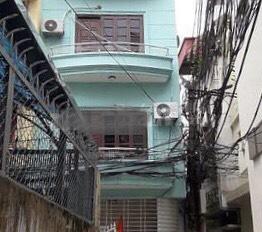 Cho thuê nhà ngõ 146 Vương Thừa Vũ, quận Thanh Xuân, DT: 58m2 x 4 tầng, giá 14tr/th