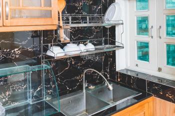 Cho thuê căn hộ mini full nội thất có bếp, sáng, thoáng, vệ sinh sạch sẽ Cách Mạng Tháng 8 Quận 3