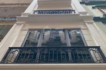 Bán nhà mặt ngõ kinh doanh Bà Triệu 55m2 - 6 tầng - thang máy - trước nhà đẹp - 9 tỷ - 0901126087