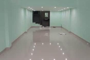 Cho thuê nhà mặt tiền Hải Phòng, 3 tầng trống suốt, 20 triệu/tháng