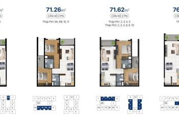Bán chuyển nhượng căn hộ The Park Avenue Novaland tầng 18 căn số 5 giá 4.1 tỷ