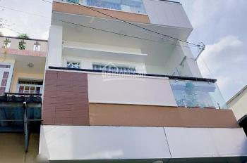 Bán nhà đẹp hẻm 6m đường Lê Thúc Hoạch, 4x13m, 1 trệt, 1 lửng 2 lầu ST. 5PN, 5WC... Giá 6 tỷ
