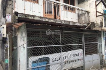 Kinh doanh thua lỗ bán gấp nhà nát 78m2/tt 1tỷ1 Hoàng Diệu Q. 4, gần UBND, LH 0788450193 Quốc