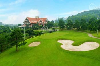 Bán đất nghỉ dưỡng sân golf Tam Đảo giá rẻ bằng 1/4 so với các dự án cùng phân khúc, có sổ đỏ rồi