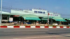 Siêu dự án 2000 nền, chỉ có 600 triệu/nền, gần chợ Chánh Lưu, Bến Cát, Bình Dương