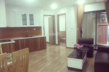 Cho thuê căn hộ 68m2, 2 phòng ngủ, 2 vệ sinh, nội thất đầy đủ. Chung cư Samsora Premier