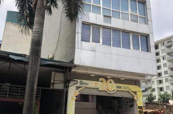 Chính chủ cho thuê văn phòng 277 Quan Hoa 160m2 x 7 tầng, MT 6m