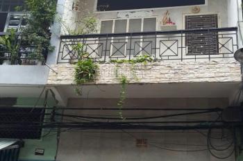 Bán nhà vị trí hot hẻm 8m Phan Văn Khỏe (4x12,5m), 3,5 tấm kiên cố, hẻm thông 1 sẹc, LH 0938051711
