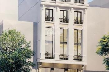 Cho thuê nhà mặt phố Trần Xuân Soạn, DT 165m2, MT: 9,5m x 9 tầng