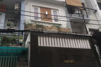 Cho thuê nhà 42/1 Trần Đình Xu gần Trần Hưng Đạo hẻm rộng trung tâm Quận 1