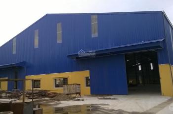 Cho thuê kho xưởng đường Quốc lộ 5 - Hưng Yên của công ty Sumivina, DT 1200m2, 3000m2, 5000m2