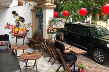Chính chủ sang nhượng quán cafe mặt phố Trần Quốc Toản - Hà Nội