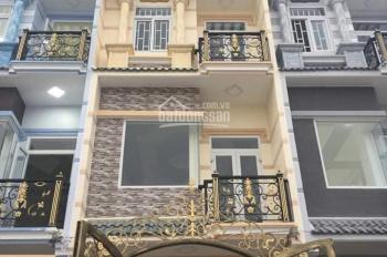 Nhà mới 1 trệt 2 lầu, sân thượng. Ngay khu dân cư An Phú, P. 16, Q. 8