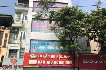 Cần tiền bán rẻ nhà phố 38 Thái Thịnh, DT 118m2 x 6 tầng, giá rẻ, làm việc trực tiếp chính chủ