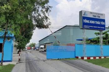 Cho thuê kho xưởng tại Bình Dương từ 100m2 đến 20.000m2
