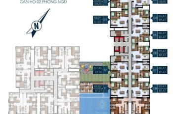 Còn 1 căn duy nhất B - 02 tầng thấp giá 1.930 tỷ, NH hỗ trợ vay 1.1 tỷ. Duy Thăng: 0962.636.819