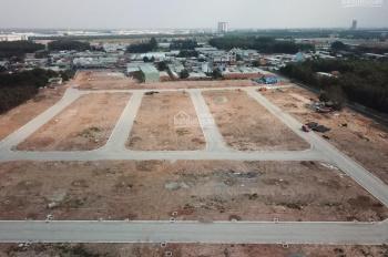 Cần ra lô đất đẹp sát mặt tiền đường chợ Nhật Huy, giá 1,350 tỷ, LH 0937999101