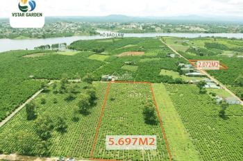 Đất nền biệt thự dự án Vstar Garden 2