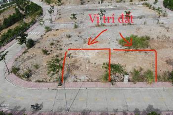 Cần bán 2 lô đất nền biệt thự trên đồi giá 19tr/m2 view vịnh Hạ Long, hồ ao cá, QL18. LH 0938548700