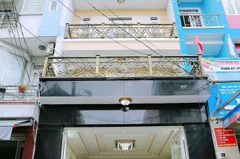Bán nhà VIP xây mới vừa ở vừa kinh doanh full nội thất 1 trệt 4 lầu 4,5x18m, đường 20m KDC Tân Tạo