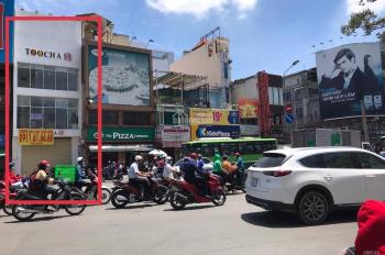 Cho thuê nhà ngay vòng xoay 510 Nguyễn Thị Minh Khai, Quận 1, Hồ Chí Minh. Diện tích: 6x13m