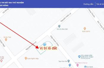 Bán lô góc 2MT đường 7m5 Nguyễn Hiến Lê và Diệp Minh Châu, DT: 170m2, giá 6 tỷ. LH: 0935.843.114