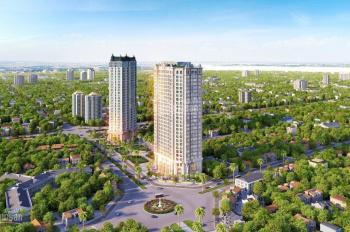 Bán căn góc 2PN, tầng trung siêu đẹp, tòa Phú Thượng, view ôm trọn Hồ Tây, giá 7 tỷ