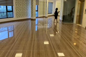 Cho thuê biệt thự mới đẹp hiện đại ngõ 445 Lạc Long Quân, Tây Hồ. 220m2 XD 120m2x4T, MT 20m. 38tr